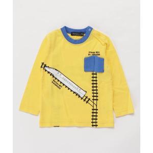 tシャツ Tシャツ ドクターイエローしかけTシャツ