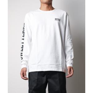 tシャツ Tシャツ 【73】【it】【SY32 by SWEET YEARS】ARM LOGO L/...