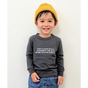 tシャツ Tシャツ 【WEB限定】プリントアソート長袖Tシャツ
