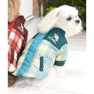 ペット ARNOLD PALMER/アーノルドパーマー/チェックジャケット/犬服(ドッグウェア)|ZOZOTOWN PayPayモール店