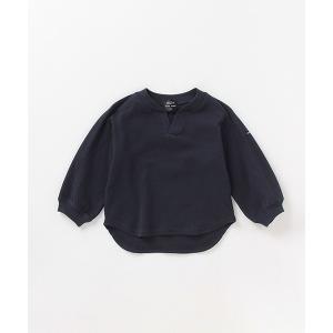 tシャツ Tシャツ オーガニックコットン VネックサーマルTシャツ