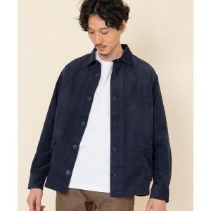 ジャケット ミリタリージャケット テキサスコットンコーデュロイCPOシャツ