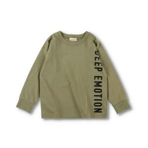 tシャツ Tシャツ 【WEB限定】袖口リブ長袖Tシャツ