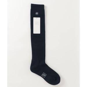 靴下 《ZOY》ヒールプロテクト ニーハイソックス