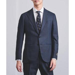 セットアップ <UNITED ARROWS>タスマニア ピンチェック 3B スーツ