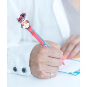 文房具 〈クッピーラムネ〉クッピーラムネ アクションペン(ボールペン・シャープペンシル)