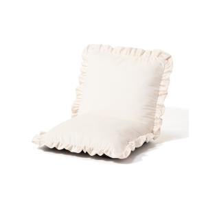 クッション クッションカバー カラン フロアチェア ホワイト|ZOZOTOWN PayPayモール店