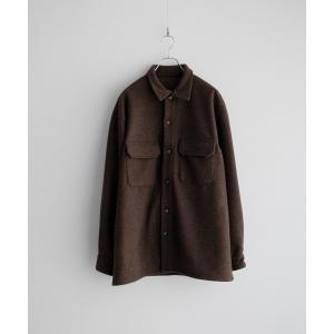 シャツ ブラウス loose CPO shirt jacket / ルーズCPOシャツジャケット