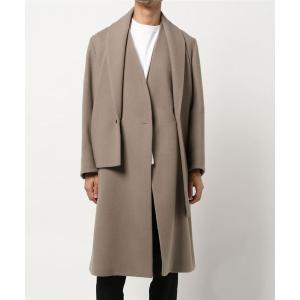 コート チェスターコート 【ETHOSENS×Lui's/エトセンス×ルイス】 longcoat(ロ...