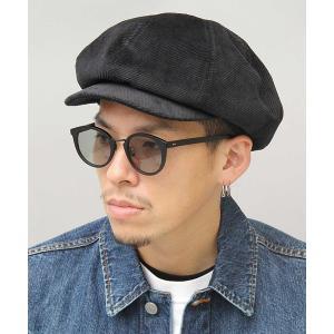 帽子 キャスケット 【HIDETRADING PRODUCT】 ビッグシルエット キャスケットハンチ...