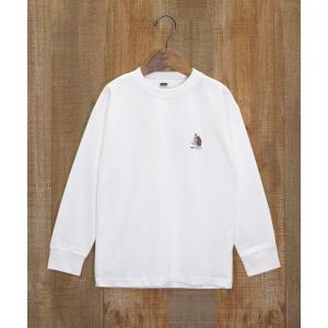 tシャツ Tシャツ UNDERWRAPS / アンダーラップス ソロキャンプベアロンT (M3)