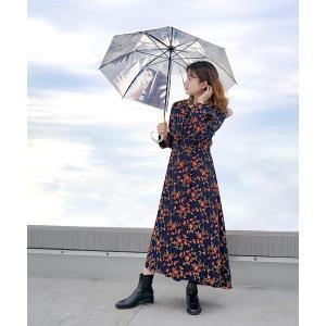 傘 雨傘 ビニール傘 シルバービニール傘