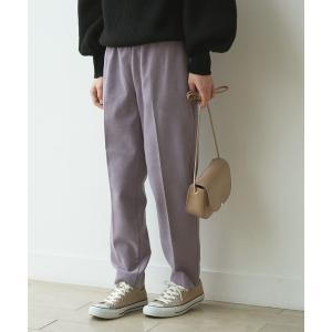 パンツ 【WEB限定36サイズ】起毛ツイルジョグパンツ