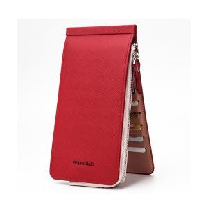カードケース 大容量メンズ レディース 兼用 8色収納カードケース 財布