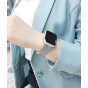 Apple Watch Band / アップルウォッチ ステンレス メッシュバンド / SBG|ZOZOTOWN PayPayモール店