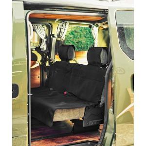 インテリア GORDON MILLER CORDURA REAR SEAT COVER (ゴードンミラー コーデュラ リア シートカバー)
