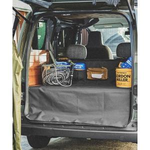 インテリア GORDON MILLER CORDURA 2WAY LUGGAGE SEAT (ゴードンミラー コーデュラ 2ウェイ ラゲッジシート)