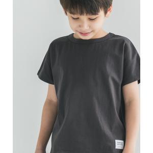 tシャツ Tシャツ 【プレミアムコットン100%】ドルマンスリーブ半袖 Tシャツの画像
