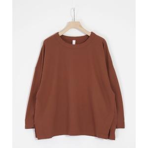 tシャツ Tシャツ [ prit ] MVS スリットプルオーバー