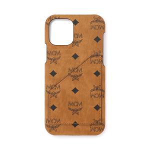 モバイルケース MCM/エムシーエム/〈ヴィセトス オリジナル〉iPhone 12/12 Pro ケース/iphone Case-12/12 PRO|ZOZOTOWN PayPayモール店