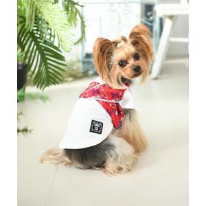 ペット ANNA SUI/アナ スイ/ビスチェTシャツ/犬服(ドッグウェア)|ZOZOTOWN PayPayモール店