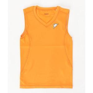 Kappa(カッパ)【JUNIOR】コンプレッションシャツ(ノースリーブ)