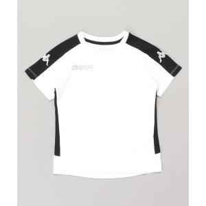 tシャツ Tシャツ Kappa(カッパ)【JUNIOR】ジュニア半袖プラクティスシャツ