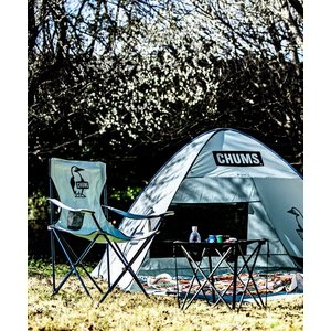 ◆【CHUMS By relume】別注 POP UP SUNSHADE 3 UVカット テント ZOZOTOWN PayPayモール店