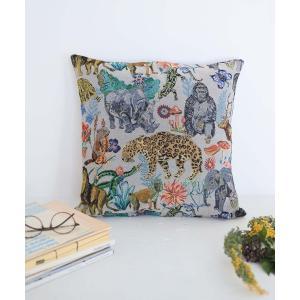 クッション クッションカバー Nathalie Lete/Cushion cover animal&plant|ZOZOTOWN PayPayモール店