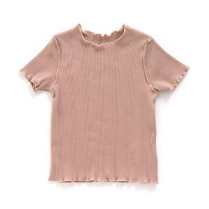 tシャツ Tシャツ メローリブTシャツ
