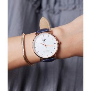 腕時計 【BEVERLY HILLS POLO CLUB】ポロ3針クォーツウォッチ BCPC-W01