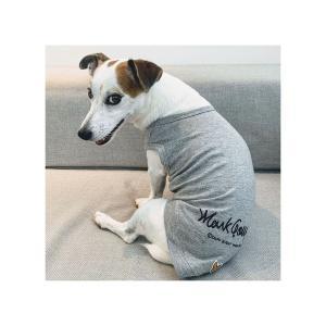 ペット MAiTE by Mark Gonzales 【MontBlanc】コットンタンクトップ/犬服(ドッグウェア)|ZOZOTOWN PayPayモール店