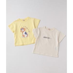 tシャツ Tシャツ プティプラ BOYS Tシャツセット