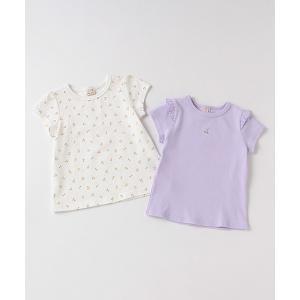 tシャツ Tシャツ プティプラ GIRLS Tシャツセット