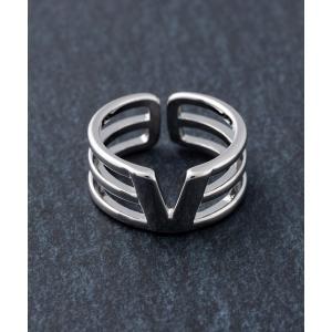 指輪 フリーサイズ リング【サイズ調整可能】