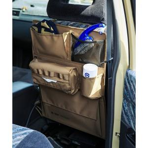 インテリア GORDON MILLER CORDURA SEAT BACK POCKET (ゴードンミラー コーデュラシートバックポケット)(4col