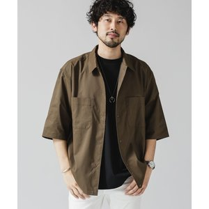シャツ ブラウス DotAir × Primeflex ライトウェイトシャツ(セットアップ対応)