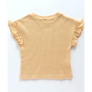 tシャツ Tシャツ ワッフルTシャツ