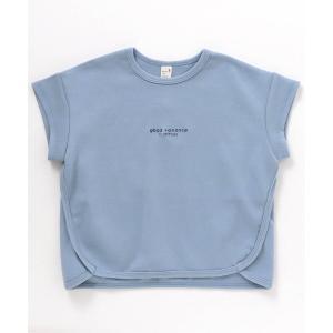 tシャツ Tシャツ カラバリロゴTシャツ_接触冷感