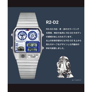 腕時計 RECORD LABEL レコードレーベル ANA-DIGI TEMP アナデジテンプ STAR WARSモデル ZOZOTOWN PayPayモール店