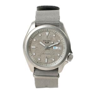 腕時計 SEIKO 5Sports / Street Style 『CEMENT BOY』SBSA129 3針ウォッチ|ZOZOTOWN PayPayモール店