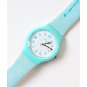 腕時計 グラデメッセージロゴプラウォッチ ZOZOTOWN PayPayモール店