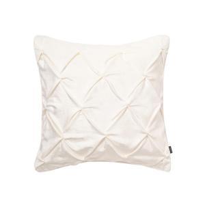 クッション クッションカバー スモッキング クッションカバー 450×450 ホワイト (A-045)|ZOZOTOWN PayPayモール店