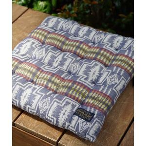 クッション クッションカバー PENDLETON/ペンドルトン Chair Pat LB020/チェアパッド ZOZOTOWN PayPayモール店