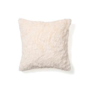 クッション クッションカバー ファー クッションカバー 450×450 ホワイト (A-005)|ZOZOTOWN PayPayモール店