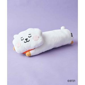 クッション クッションカバー 【BT21】おやすみゴロゴロ抱き枕|ZOZOTOWN PayPayモール店