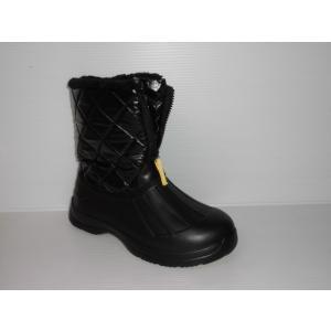 完全防水  超軽量 230g 防寒ブーツ 61089 黒 紳...