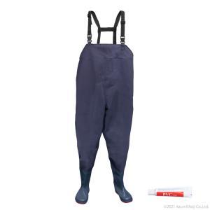送料無料 釣りスーツ フィッシングスーツ 水陸両用釣り用スーツ 防水 ウェーダー釣具 補修パッチ付き zumi