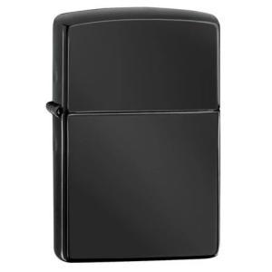▼ZIPPO Zippo ジッポ ジッポー #24756 EBONY エボニー ブラック ロゴなし ...