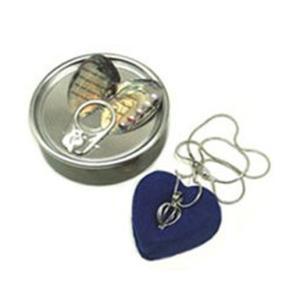 【予約注文】缶パールネックレス 幸せを呼ぶ真珠 願い事が叶う! 自分だけのペンダント 真珠 ネックレス パールの缶詰 母の日 真珠の缶詰 こども 面白|ギフト百貨のzumi